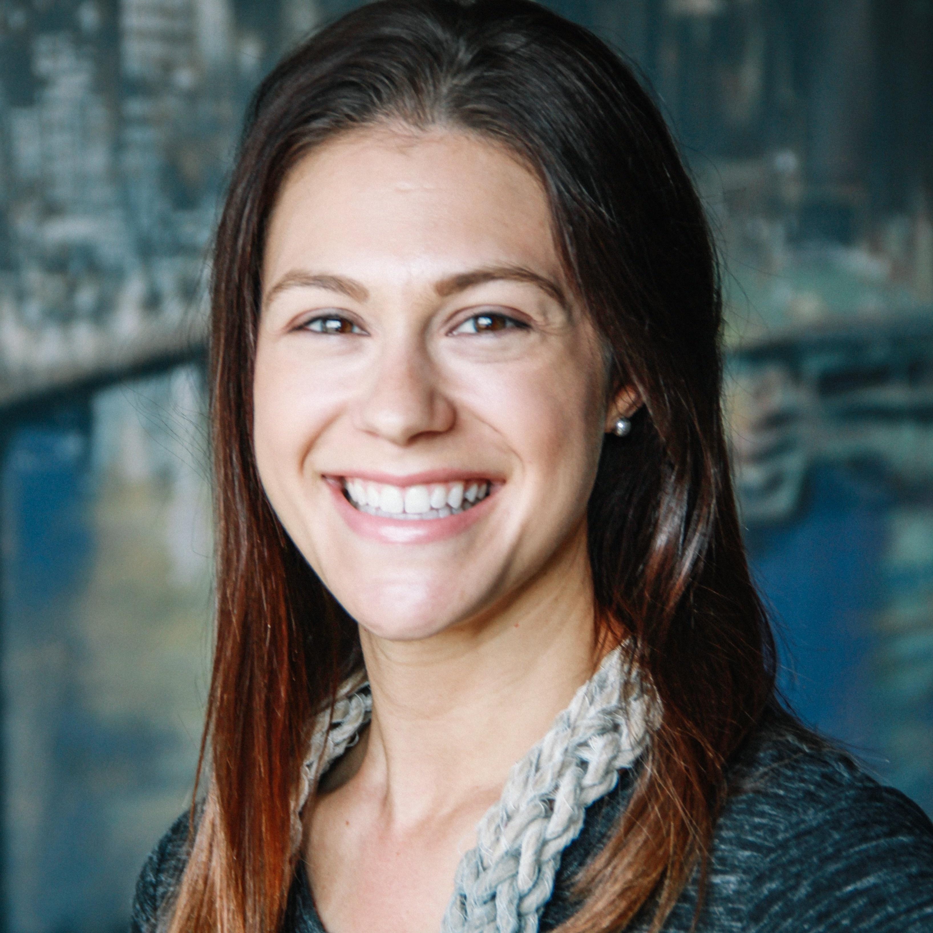 Megan Symens, Associate Account Strategist