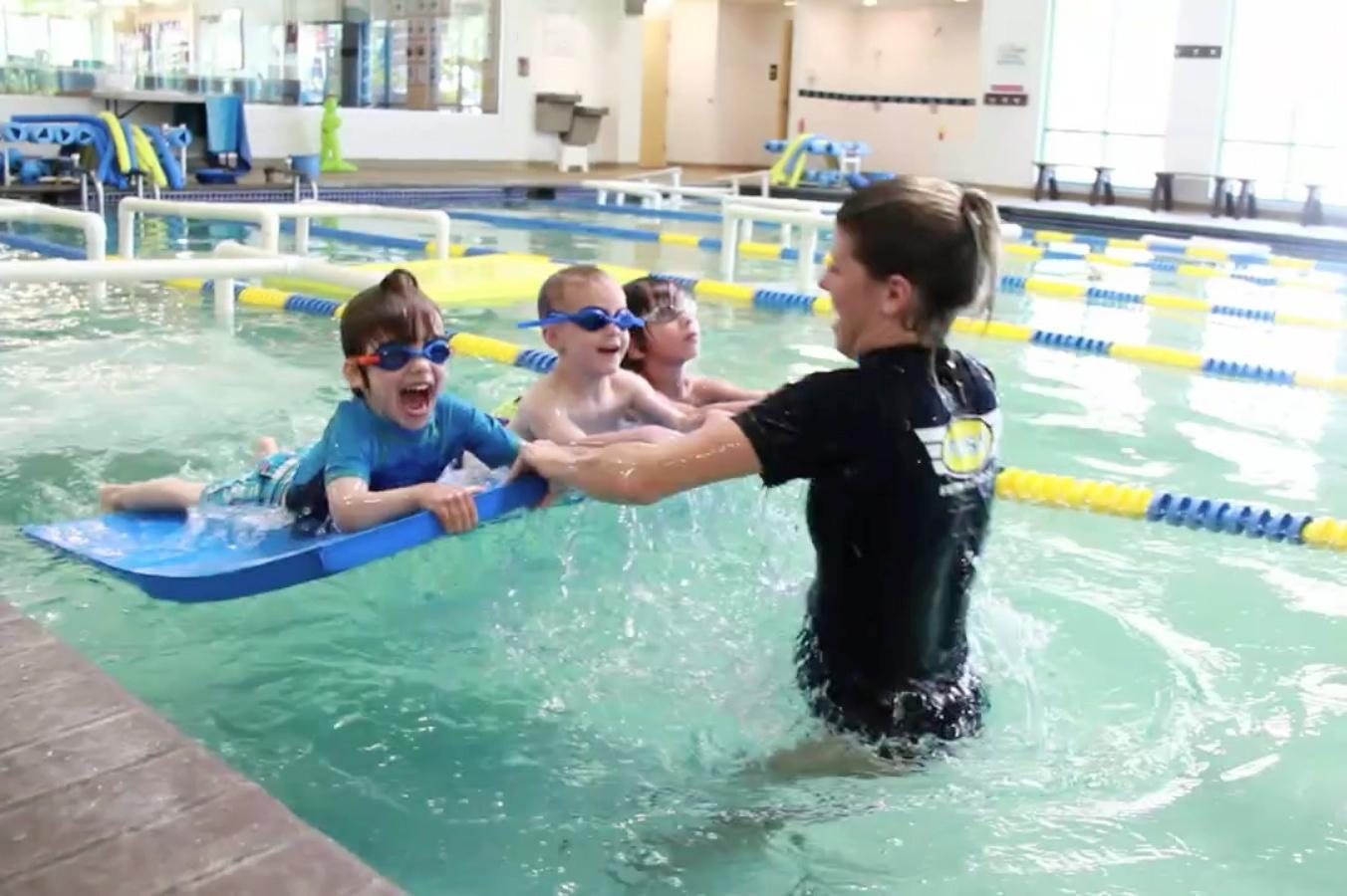 FossSwimSchool