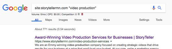 google ad words